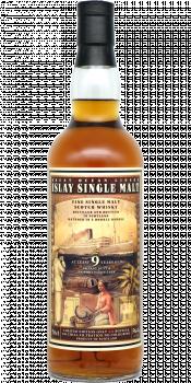 Islay Single Malt 09-year-old JW