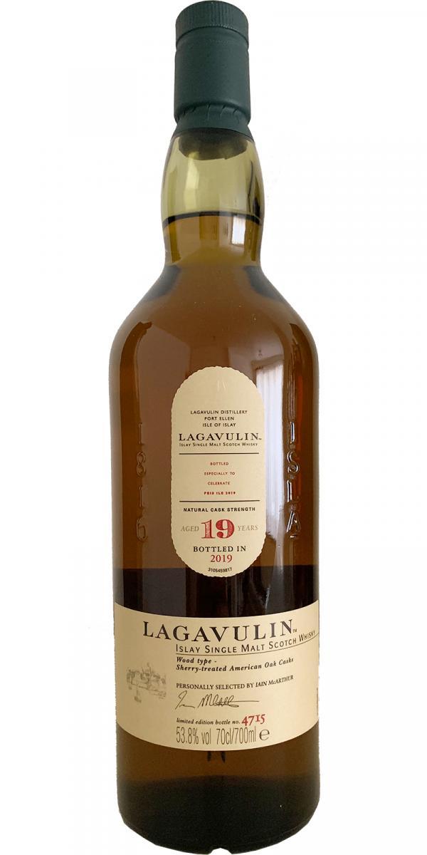 Lagavulin 19-year-old