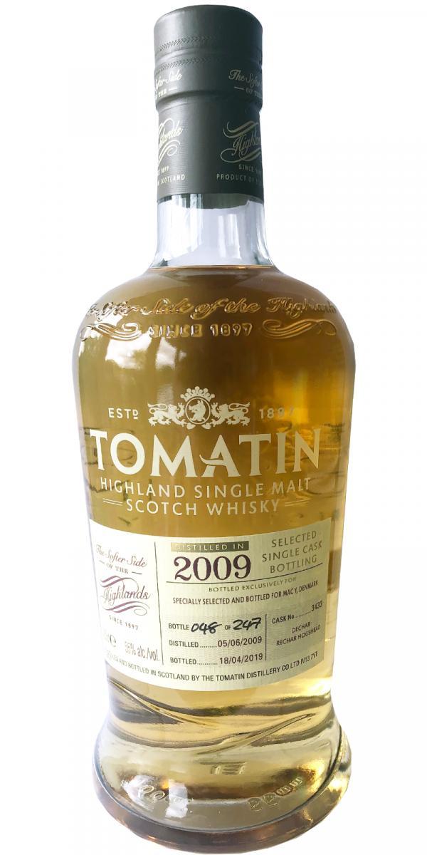 Tomatin 2009