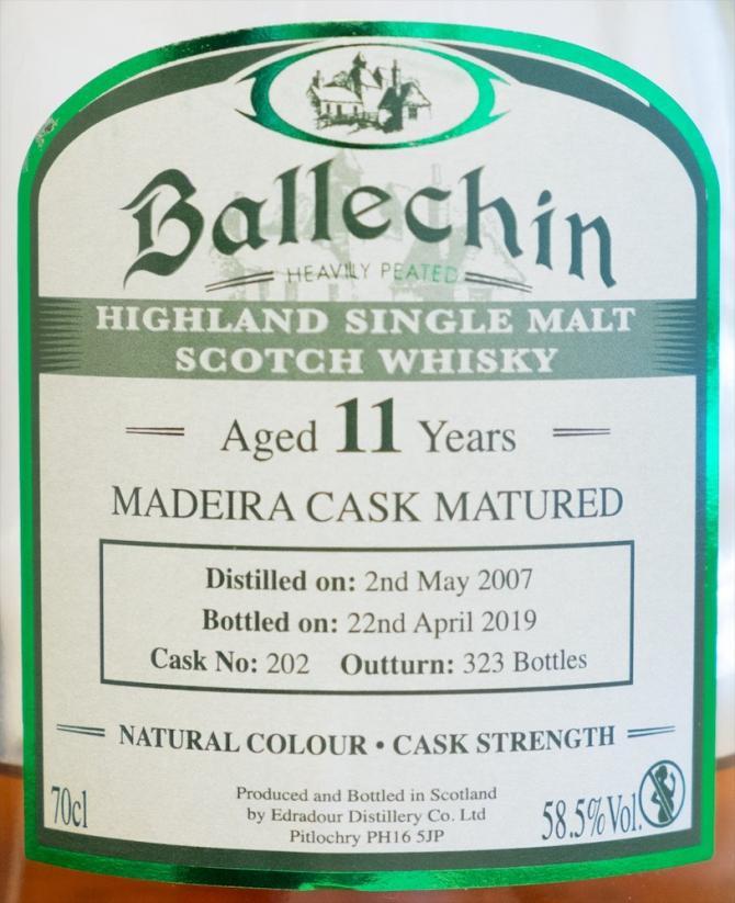 Ballechin 2007