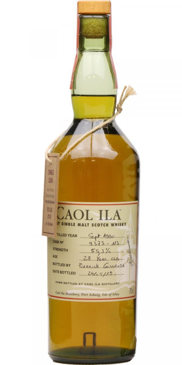 Caol Ila 1990
