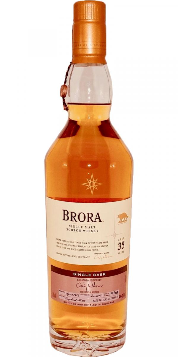 Brora 1982 - Ratings and reviews - Whiskybase