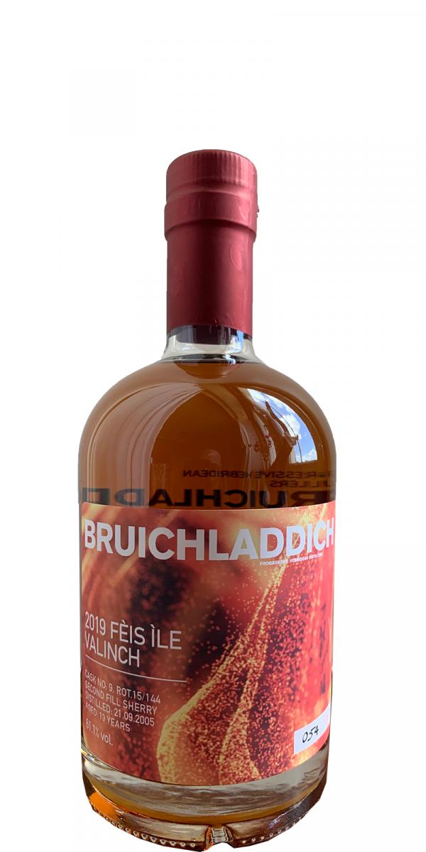 Bruichladdich 2005