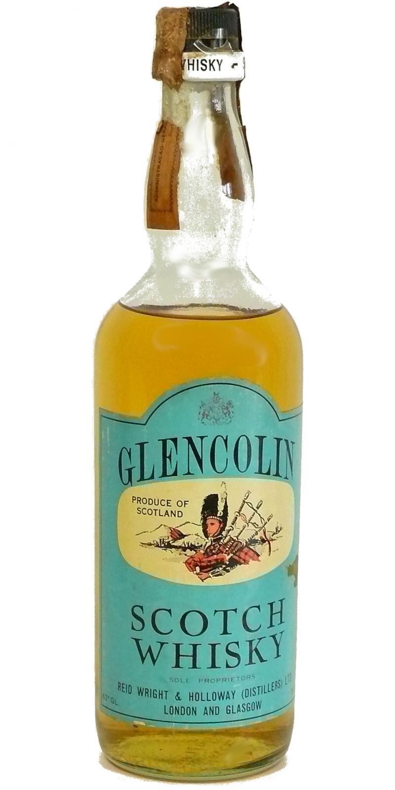 Glencolin Scotch Whisky