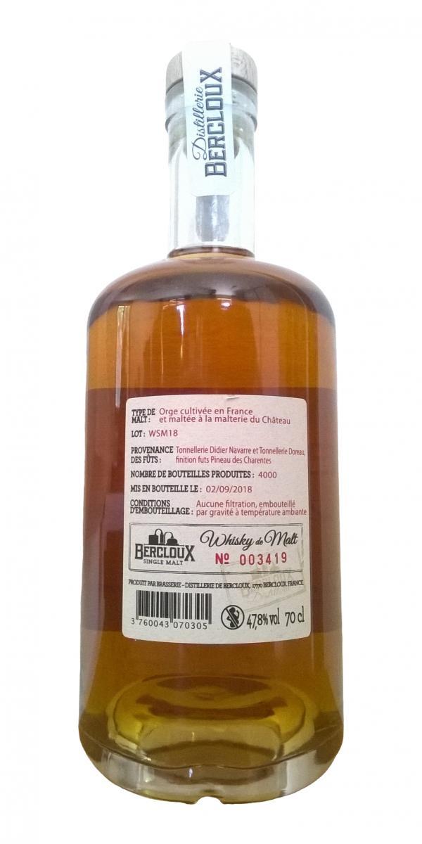 Bercloux Whisky de Malt
