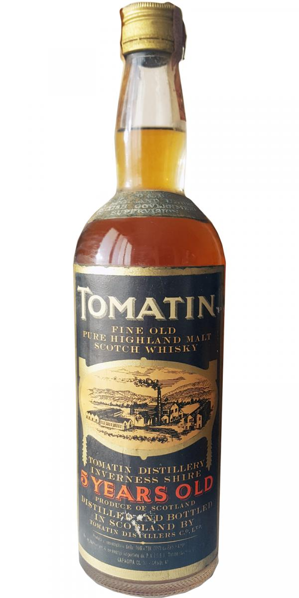 Tomatin 05-year-old
