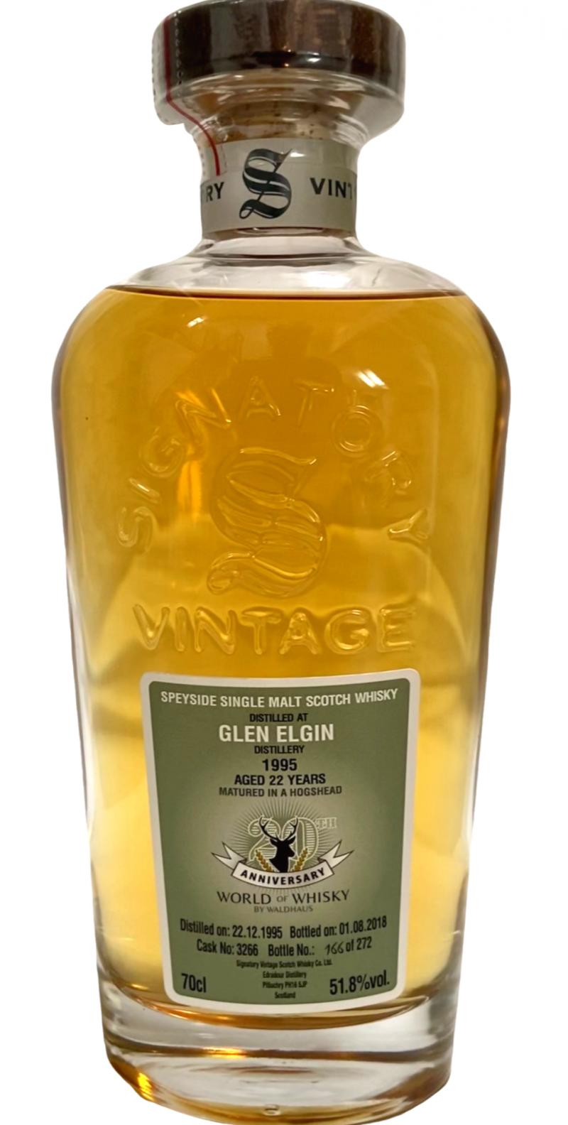 Glen Elgin 1995 SV