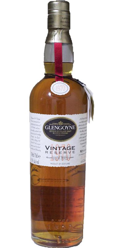 Glengoyne 1970
