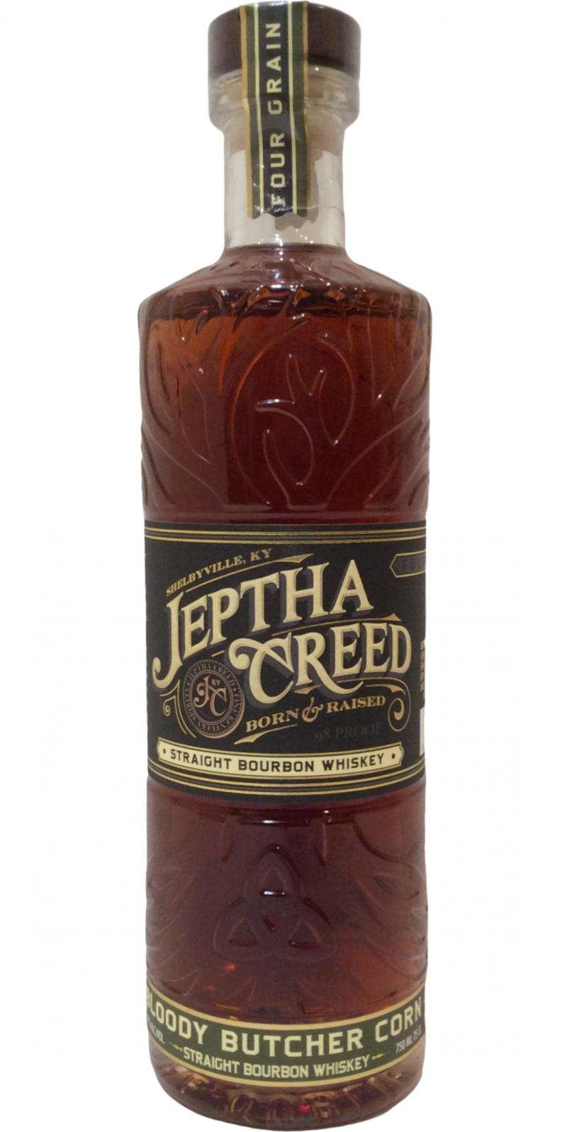 Jeptha Creed Bloody Butcher Corn