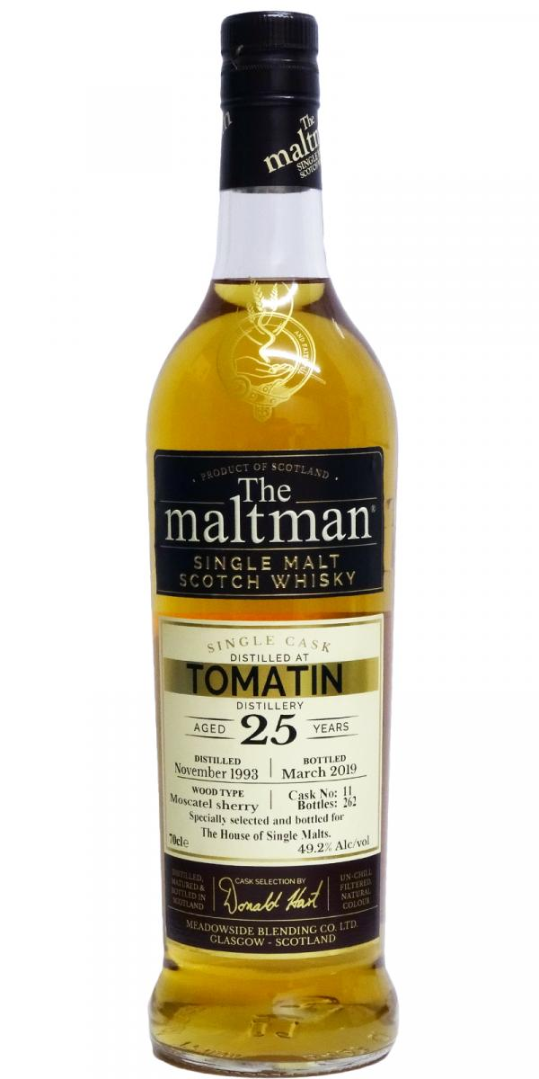 Tomatin 1993 MBl