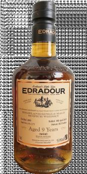 Edradour 2009
