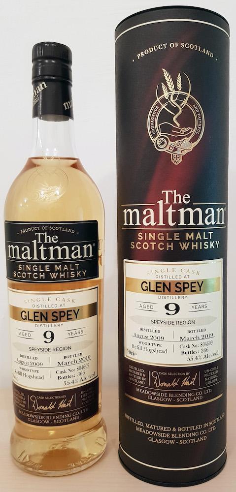 Glen Spey 2009 MBl