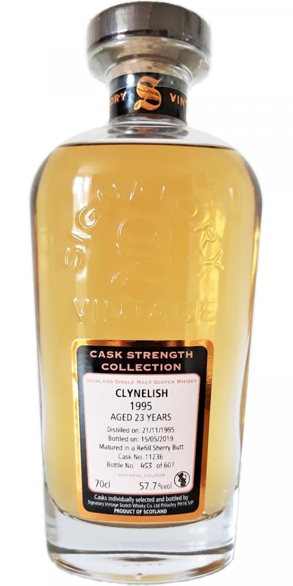 Clynelish 1995 SV