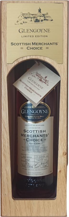 Glengoyne 1996
