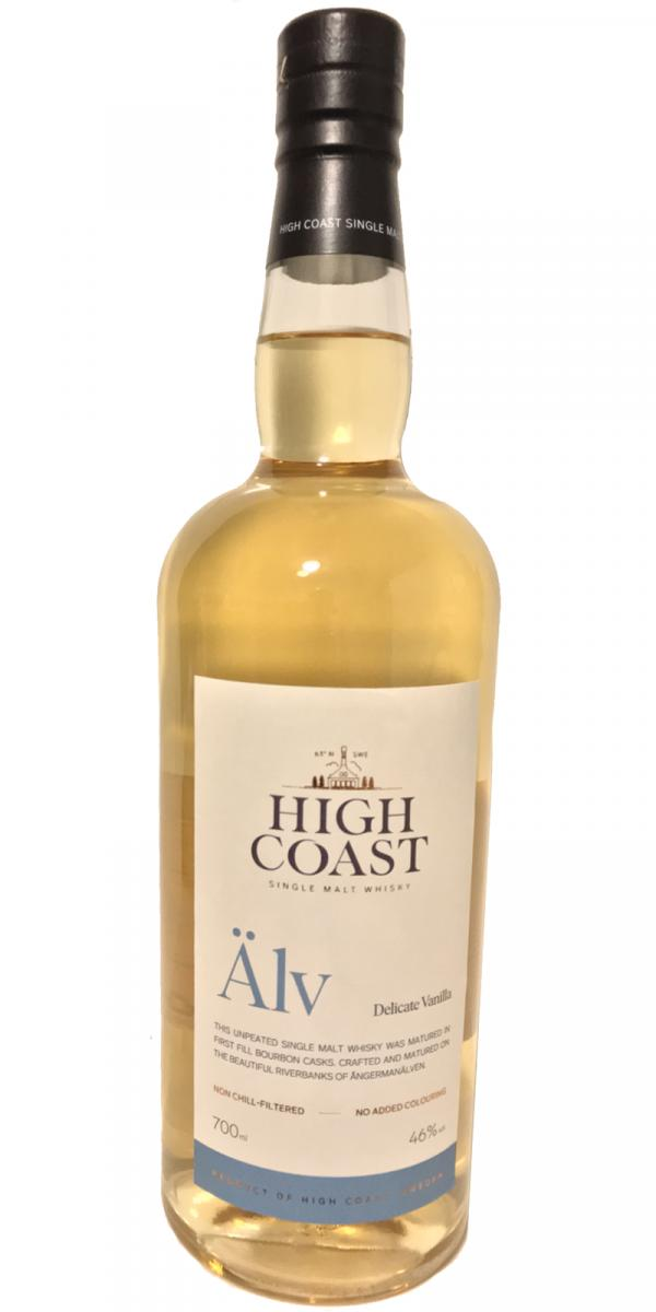High Coast Älv - Delicate Vanilla