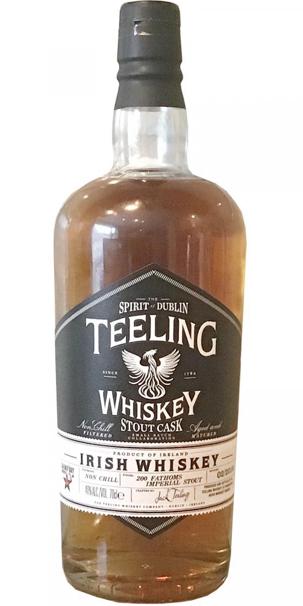 Teeling Stout Cask