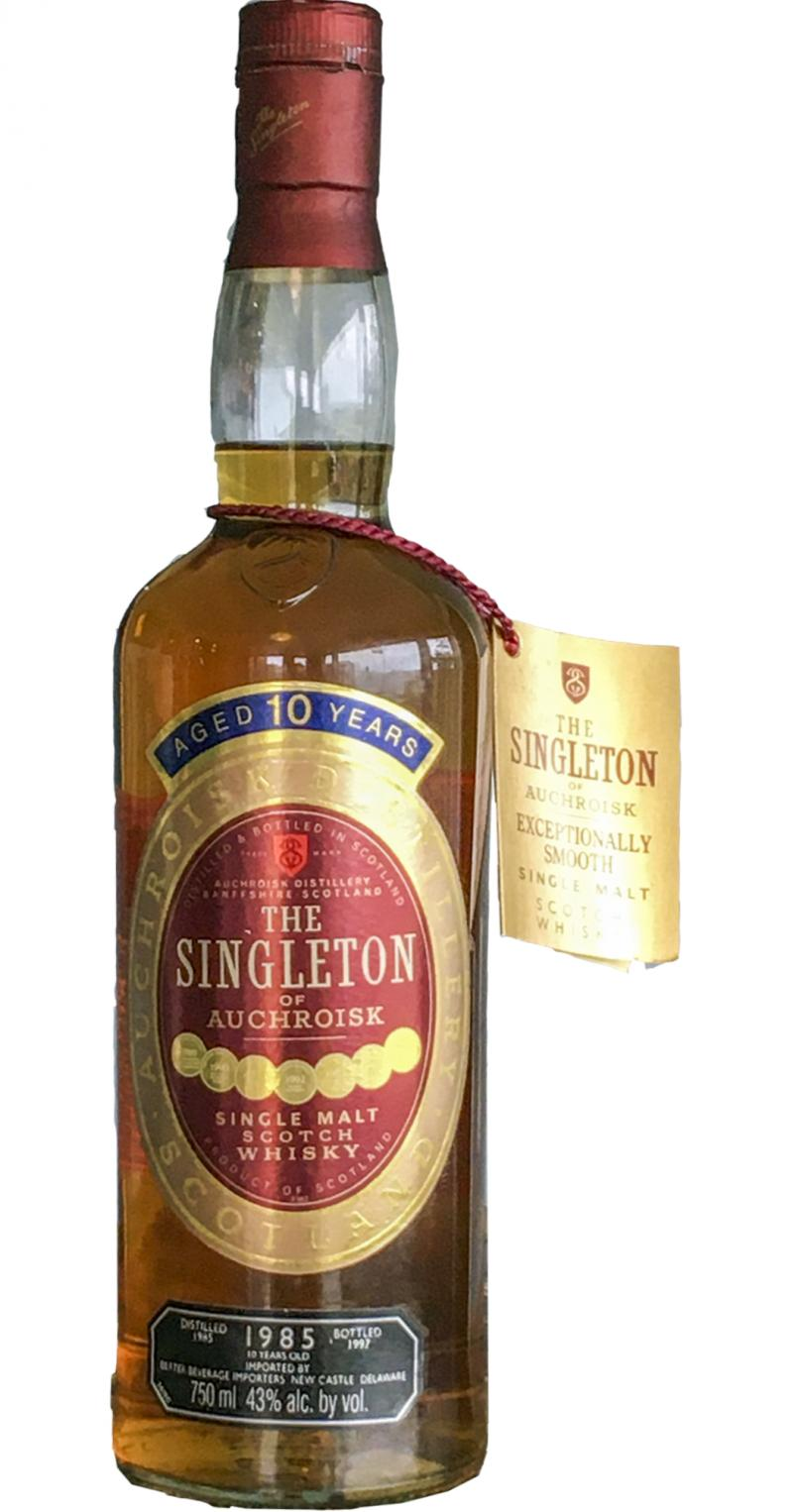 The Singleton of Auchroisk 1985