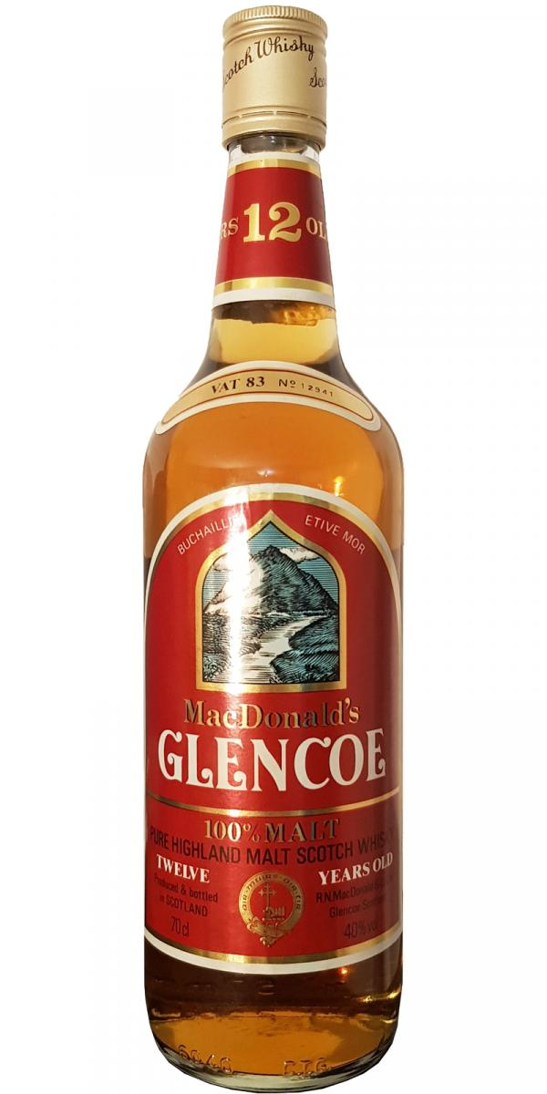 Glencoe 12-year-old McD