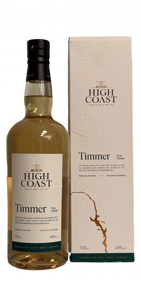 High Coast Timmer - Peat Smoke