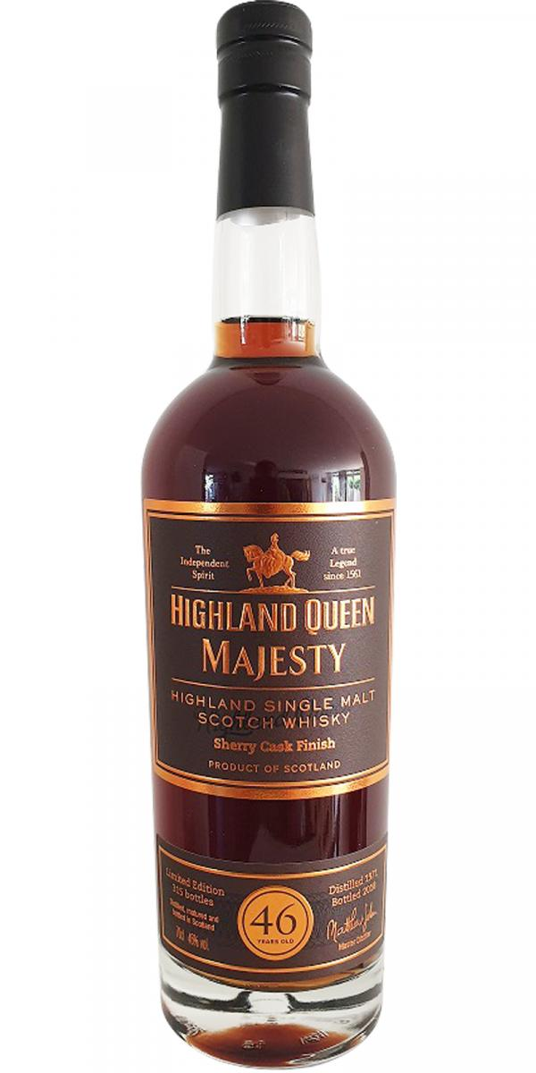 Highland Queen 1971 HQSW