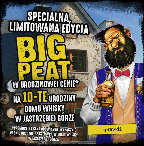 Big Peat The Jastrzębia Góra Edition DL