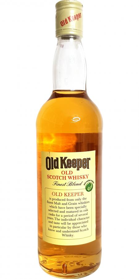 Old Keeper Old Scotch Whisky