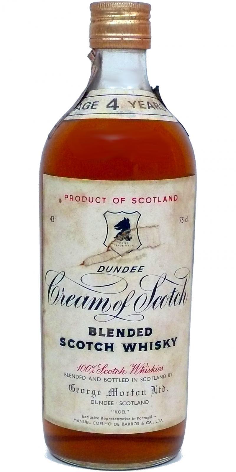 Cream of Scotch 04-year-old
