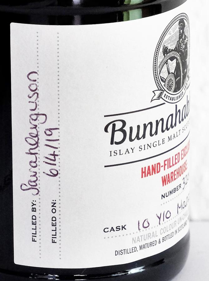 Bunnahabhain 10-year-old