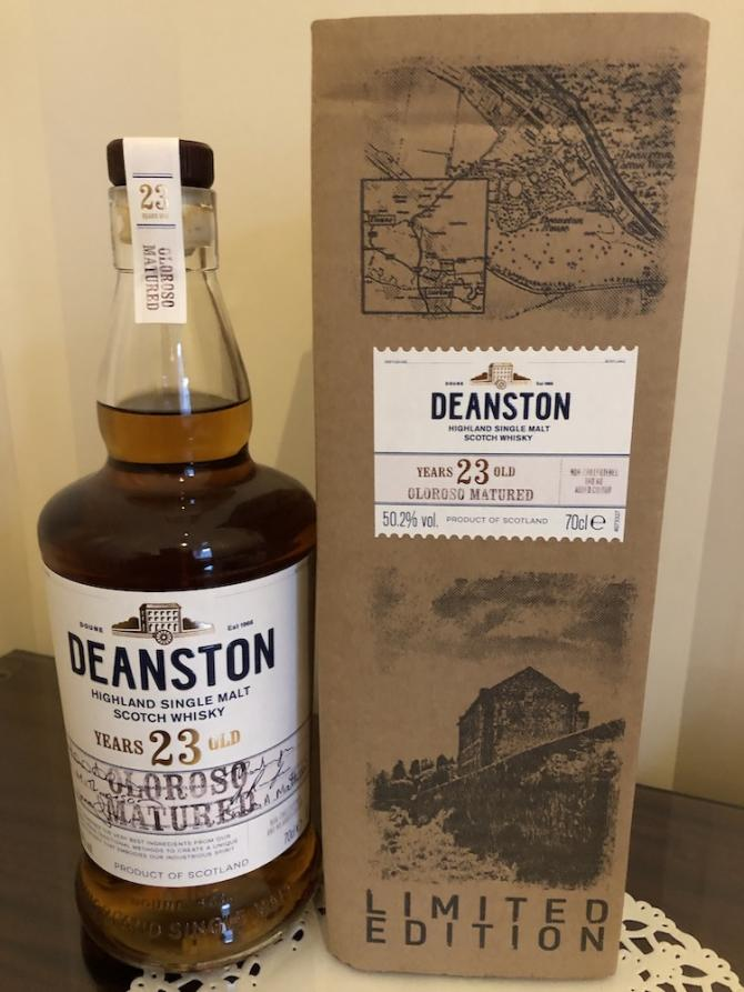 Deanston 1995