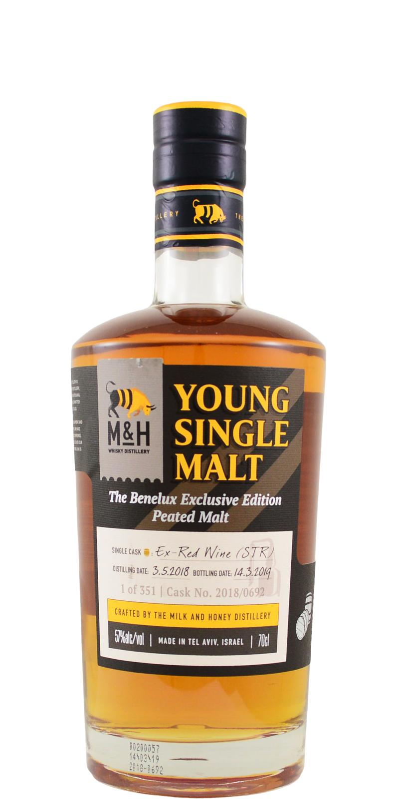 Milk & Honey Young Single Malt