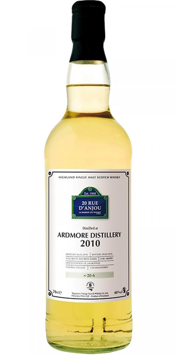 Ardmore 2010 SV