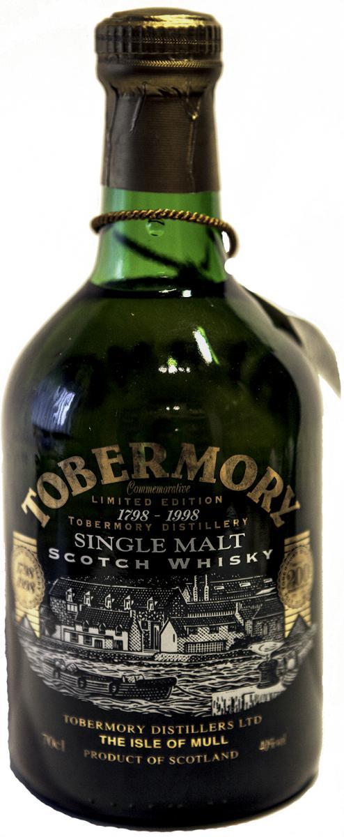 Tobermory Commemorative