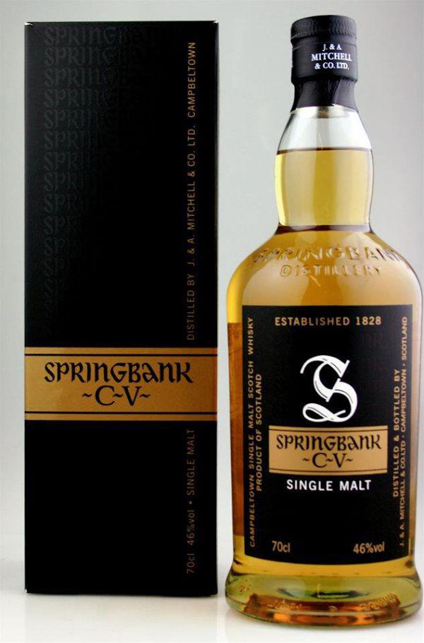 Springbank CV