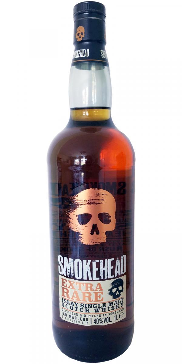 Smokehead Extra Rare IM