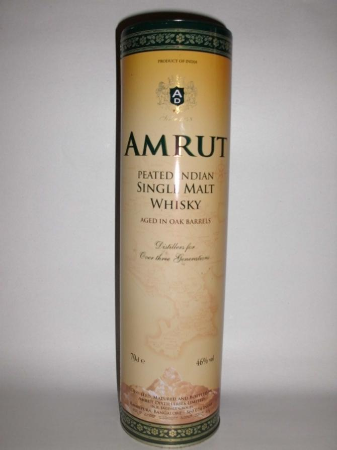 Amrut Peated Indian