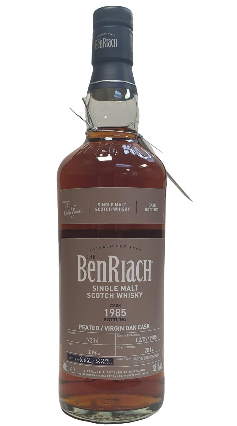 BenRiach 1985