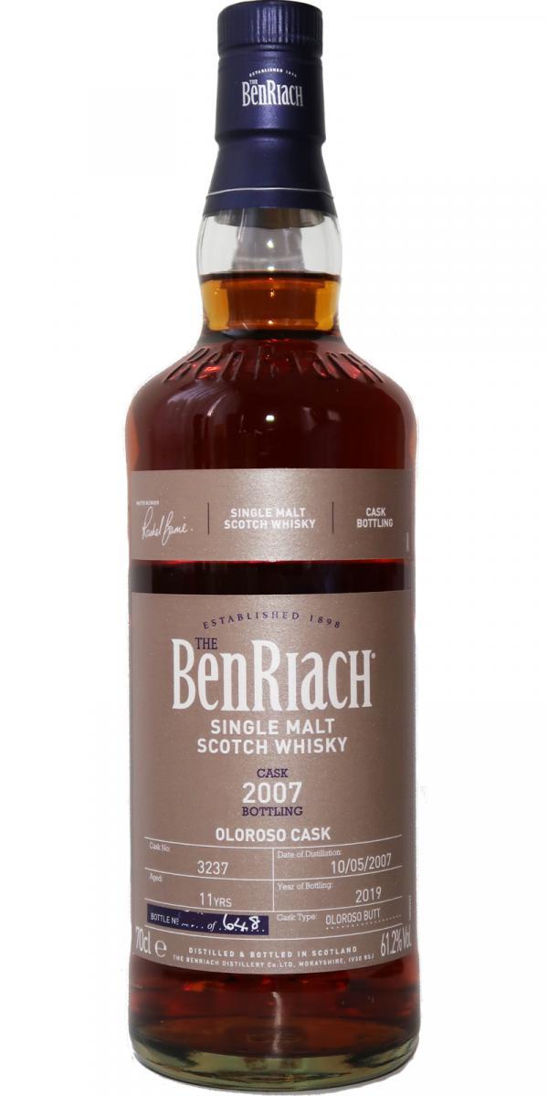 BenRiach 2007