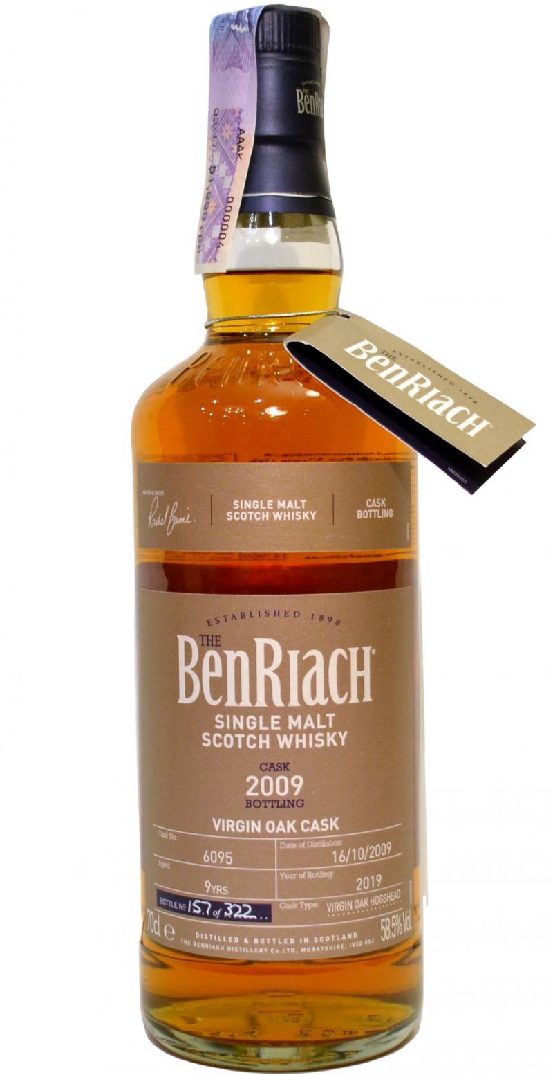 BenRiach 2009