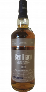 BenRiach 2012