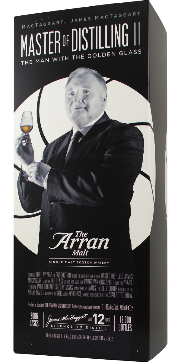 Arran 2006 - The Man With The Golden Glass