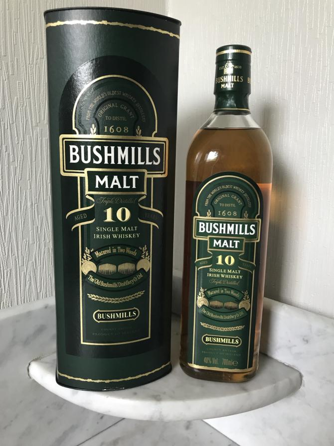 Bushmills 10-year-old