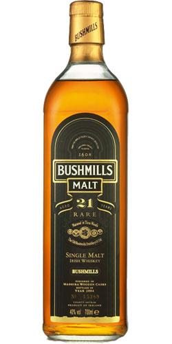 Bushmills 21-year-old