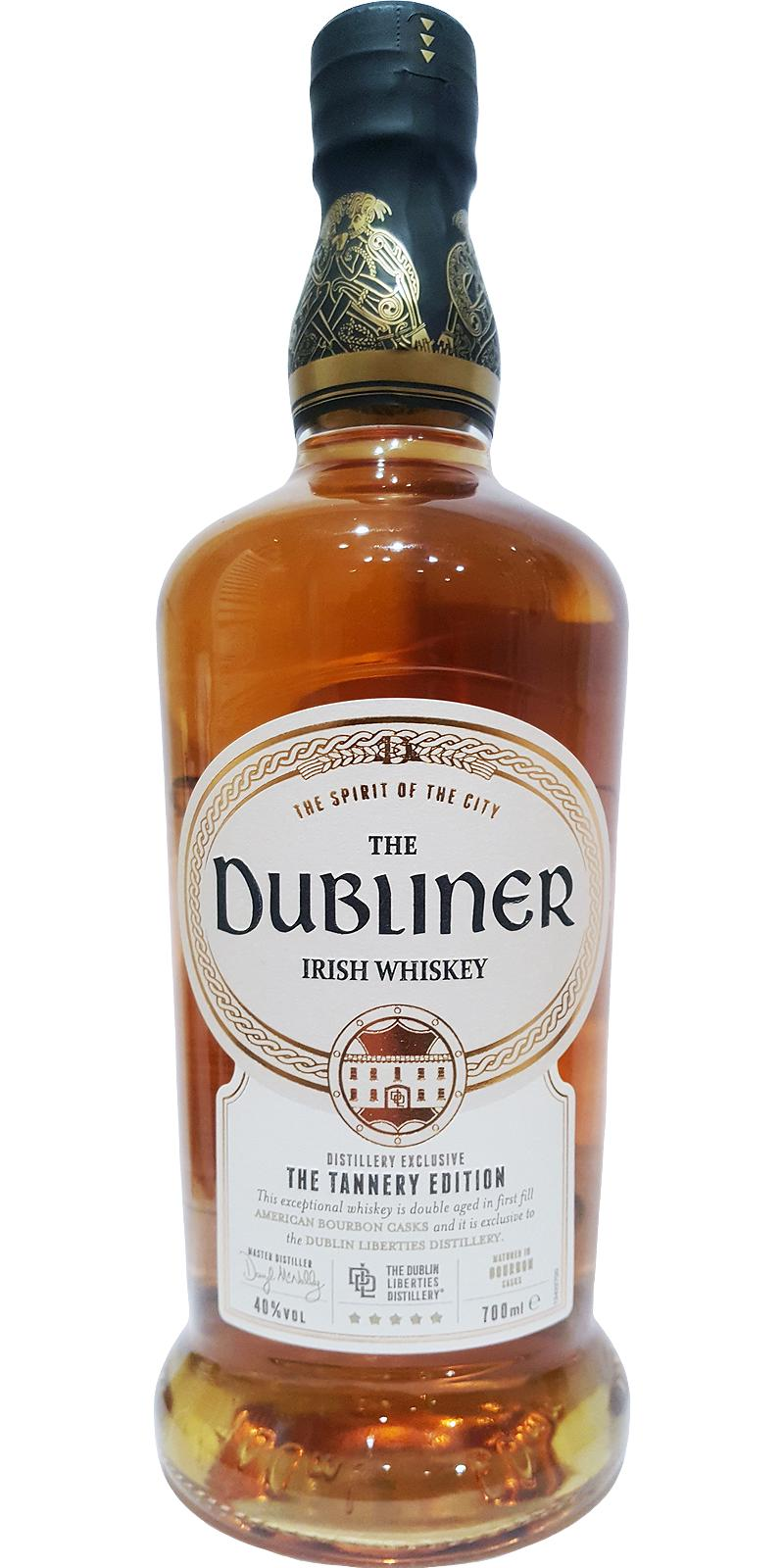 The Dubliner The Tannery Edition