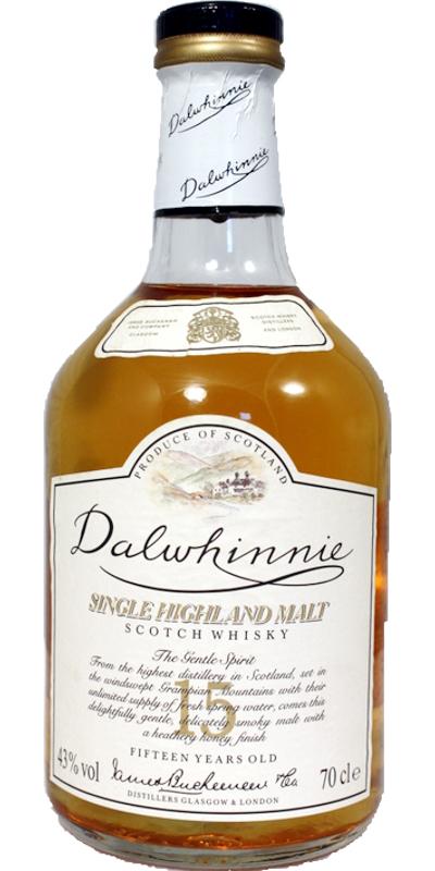 Dalwhinnie 15-year-old