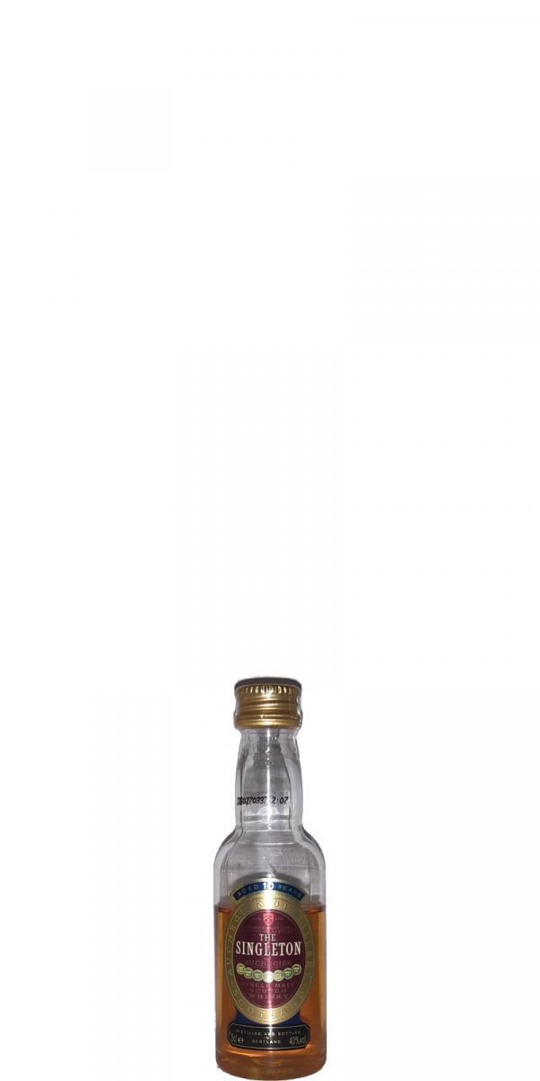 The Singleton of Auchroisk Single Malt Scotch Whisky