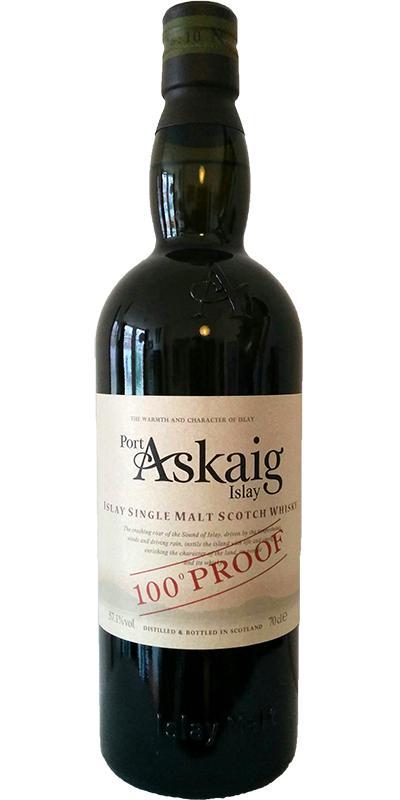 Port Askaig 100° Proof SMS