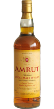 Amrut Cask Strength