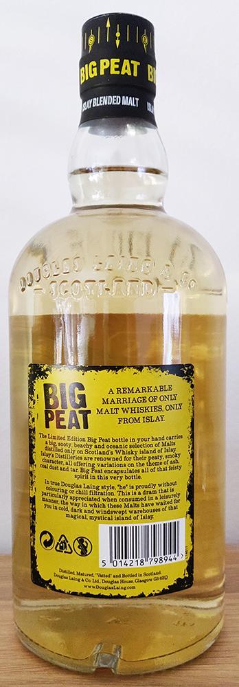 Big Peat The Nicolas Edition