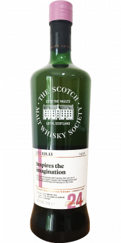 An Cnoc 1994 SMWS 115.13