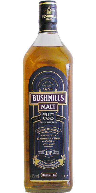 Bushmills 12-year-old